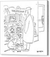 New Yorker April 29th, 1950 Canvas Print