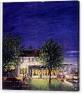 New Yorker August 13 1955 Canvas Print