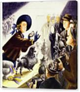 New Yorker February 9 1952 Canvas Print