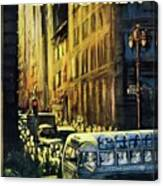 New Yorker July 23 1960 Canvas Print