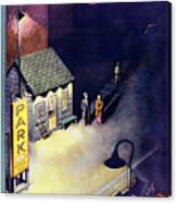New Yorker May 2 1953 Canvas Print