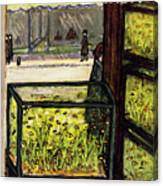 New Yorker November 15 1952 Canvas Print