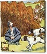 New Yorker November 8 1941 Canvas Print