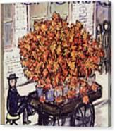 New Yorker November 8 1958 Canvas Print