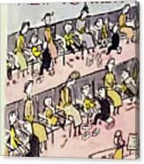 New Yorker September 10 1949 Canvas Print