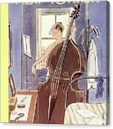 New Yorker September 17th, 1949 Canvas Print