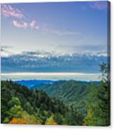 Newfound Gap. Canvas Print
