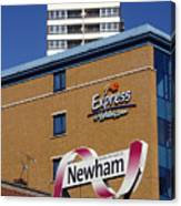 Newham Express Canvas Print