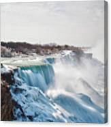Niagara Falls 4589 Canvas Print