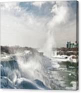 Niagara Falls 4601 Canvas Print