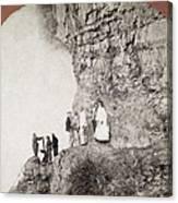Niagara Falls, C1890 Canvas Print
