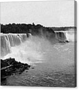 Niagara Falls, C1900 Canvas Print