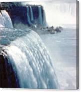 Niagara Falls New York State Canvas Print