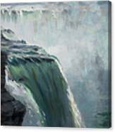 Niagara Falls Ny Canvas Print