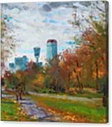 Niagara Falls Park Canvas Print