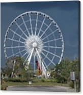 Niagara Skywheel Canvas Print