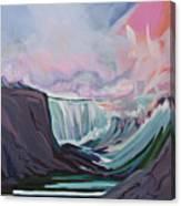 Niagara Thunder 1 Canvas Print