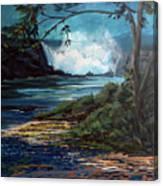 Niagara Thunder Series 6 Canvas Print