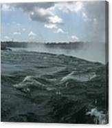 Niagra Canvas Print