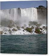 Niagra Falls Canvas Print