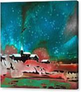 Nichtfall 14 Canvas Print