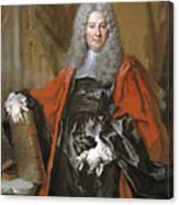 Nicolas De Largillirre Canvas Print