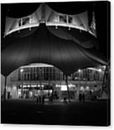 Night At The Circus Number Two Canvas Print