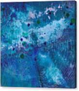 Night Echo Canvas Print