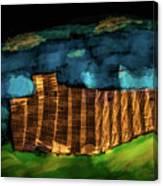 Night #g7 Canvas Print
