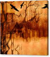 Night Stalkers Canvas Print