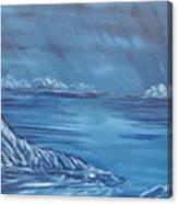 Night World Canvas Print