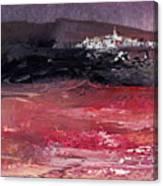 Nightfall 16 Canvas Print