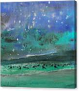 Nightfall 25 Canvas Print