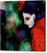 Nights Music Canvas Print