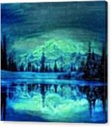 Nights Scope Dreams Canvas Print