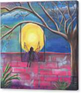 Nighttime Escape  Canvas Print