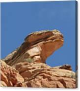 Nine Mile Canyon Utah  Canvas Print