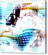 Nine2five Canvas Print