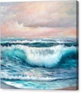 Ninth Wave Canvas Print