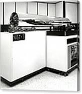 Nist-7, Atomic Clock Canvas Print