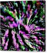 Nite Blooms Canvas Print