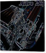 Nitro Digger 4 Canvas Print