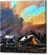Niwot Colorado 2 Canvas Print