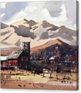Niwot Colorado Canvas Print
