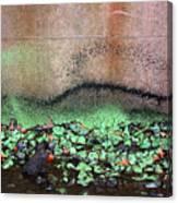 Nj Abstract Three Canvas Print