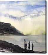 NL  Canvas Print