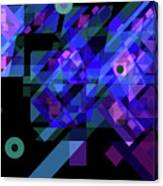 No Illusions Canvas Print