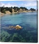 No Place Like Monterey Canvas Print