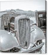 No Rust Here Canvas Print