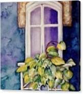 Juliet Balcony Canvas Print